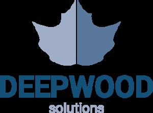 DEEPWOOD solutions Logo