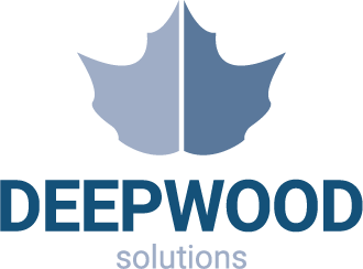 DEEPWOOD solutions Logo