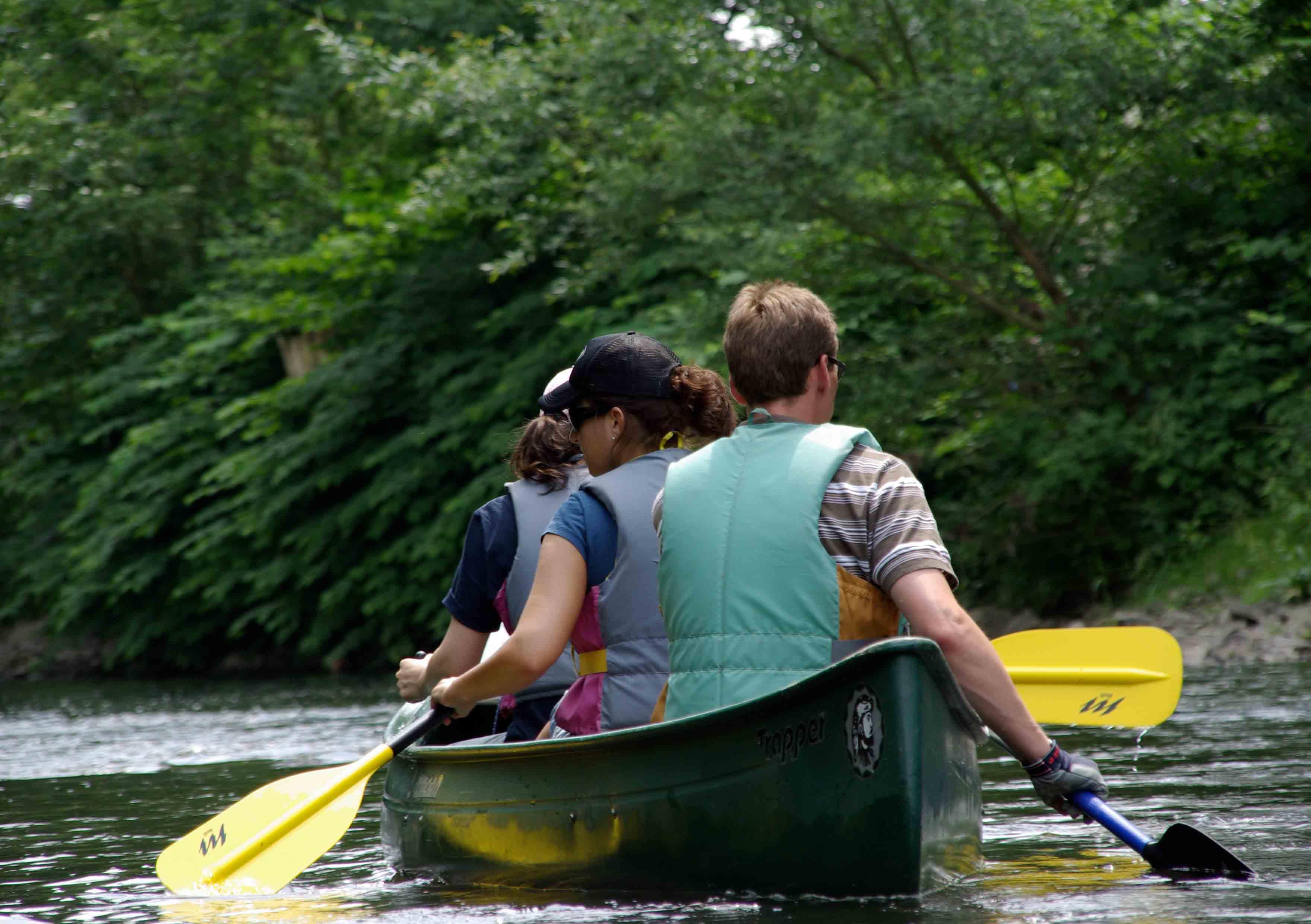 Kanutour | Outdoor | Experience | DEEPWOOD