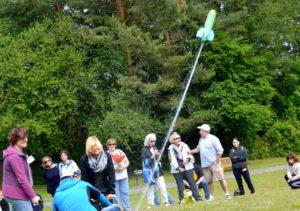 Raketenbau | Outdoor | Experience | DEEPWOOD