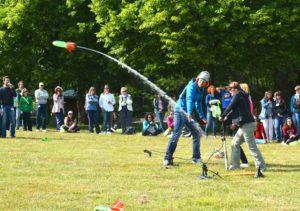 Raketenbau   Outdoor   Experience   DEEPWOOD