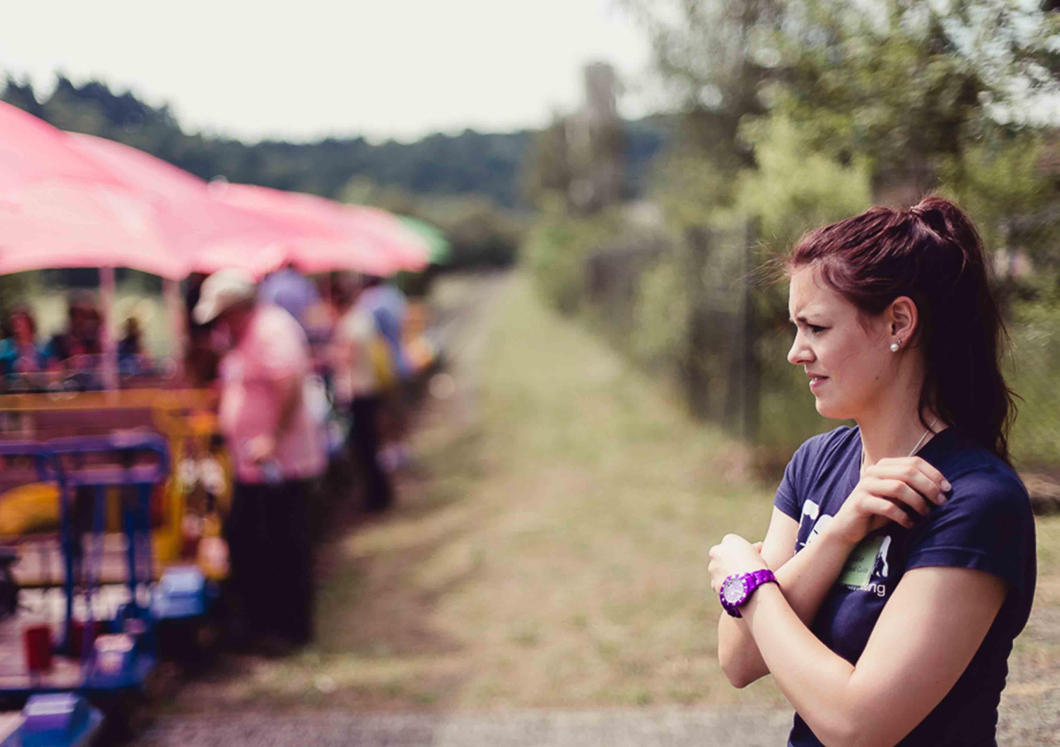 GPS-Draisinentour | Outdoor | Experience | DEEPWOOD