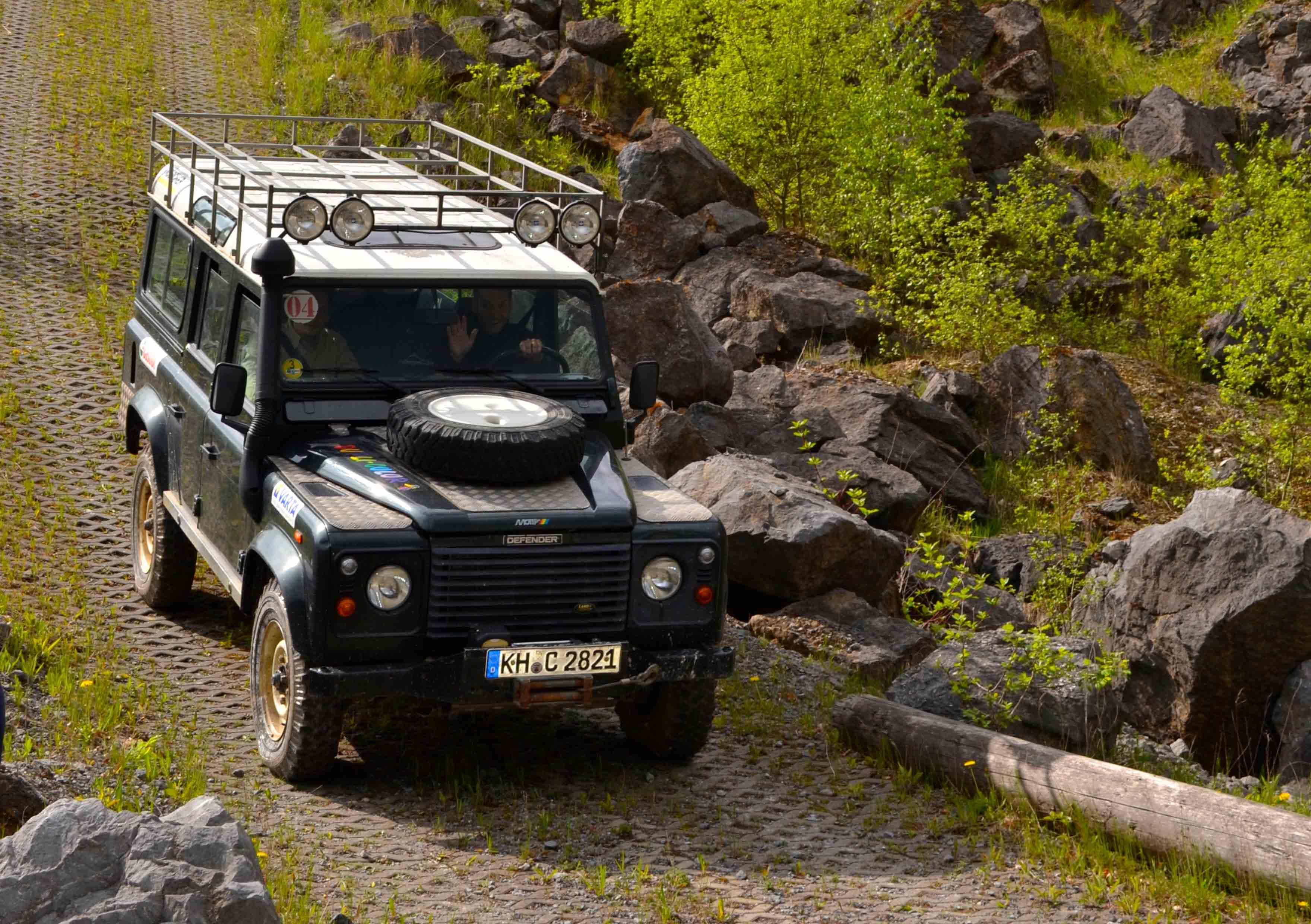 Offroad Challenge | Outdoor | Experience | DEEPWOOD