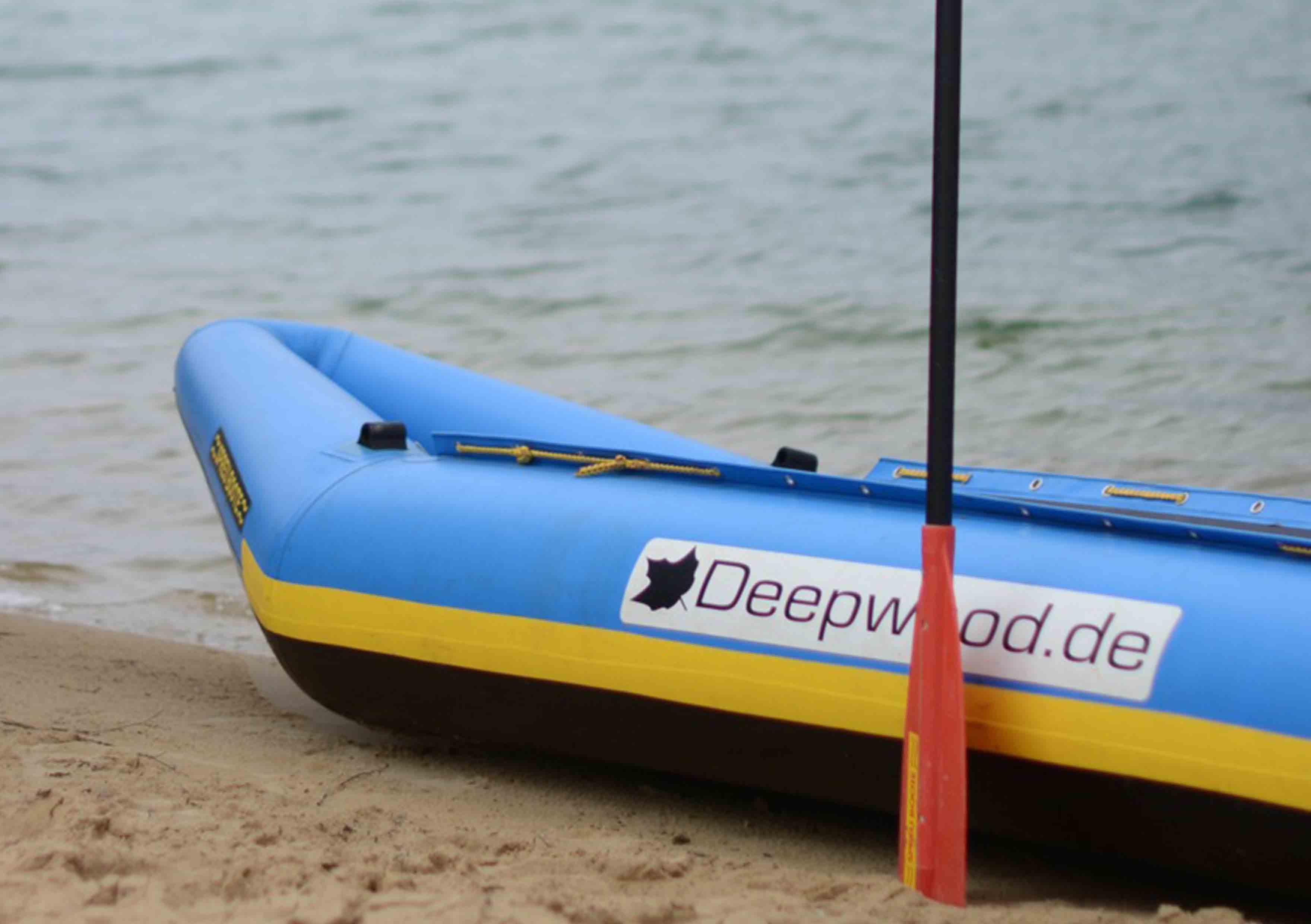 Floßbau | Outdoor | Experience | DEEPWOOD