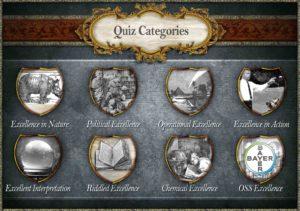 Alchemisten-Quiz-Kategorien   Indoor   DEEPWOOD