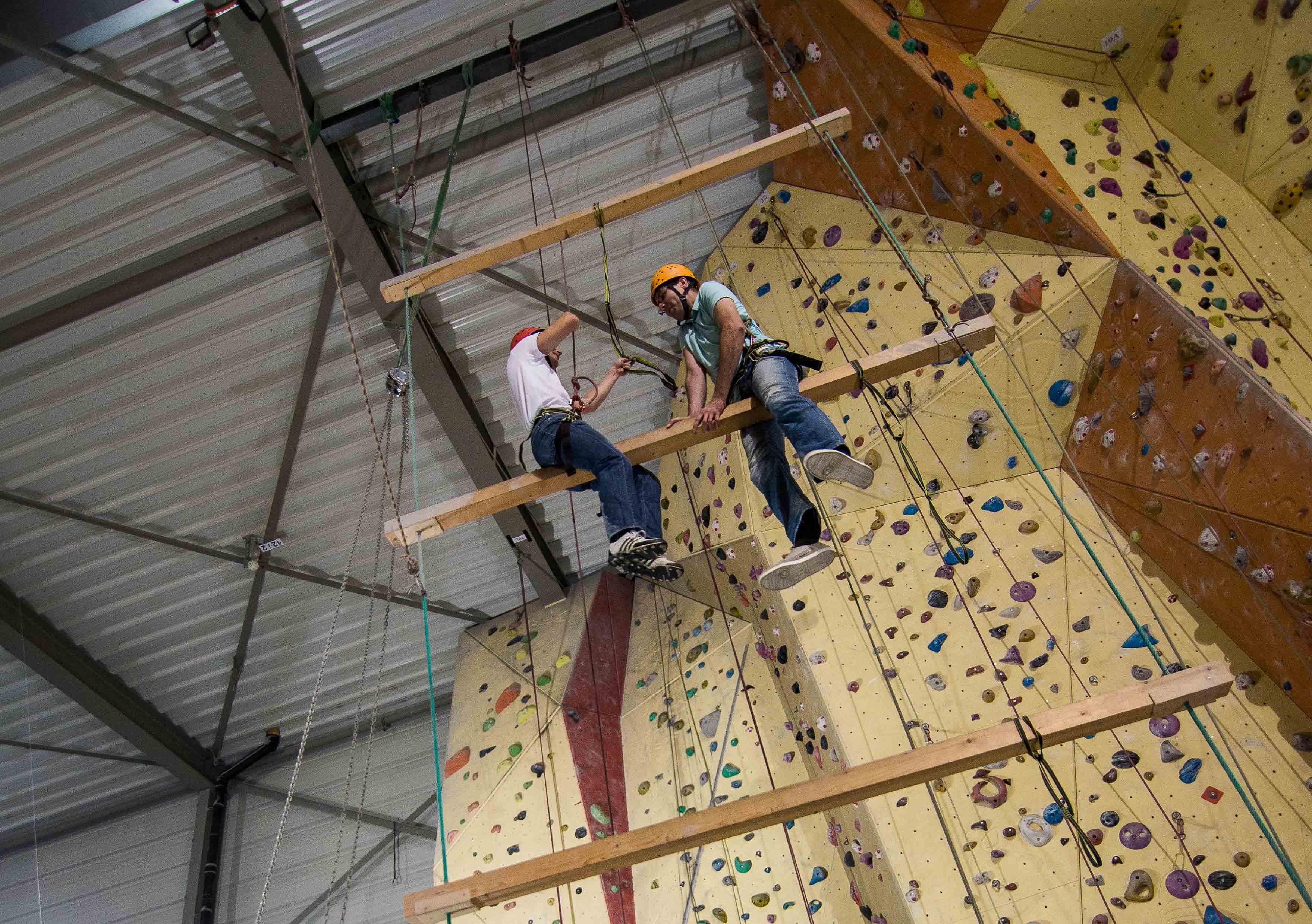 Kletterhalle | Indoor | DEEPWOOD | Experience