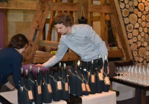 Weinevent   Indoor   DEEPWOOD   Experience